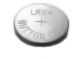 LR54 batterij