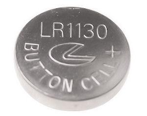 LR1130 batterij