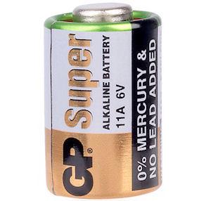 6V Alkaline Batterij GP11A