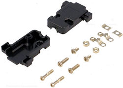 D-Connector Kapje - 9p & 15phd