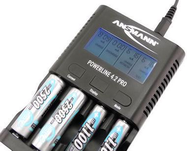 Ansmann Powerline 4.2Pro -TIP!