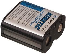 6V Foto Batterij CRP2 - NoName
