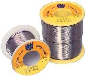 100 gram Soldeertin - 1mm dik